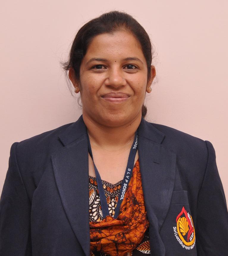 Ms. BHAKTI M. THACKER