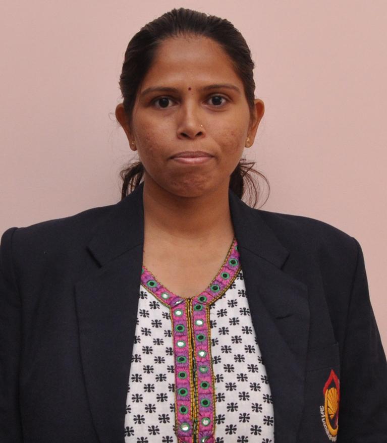 Mrs.DHRUVI  K. PATEL